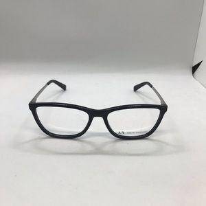 Armani Exchange 3028 Black Eyeglasses